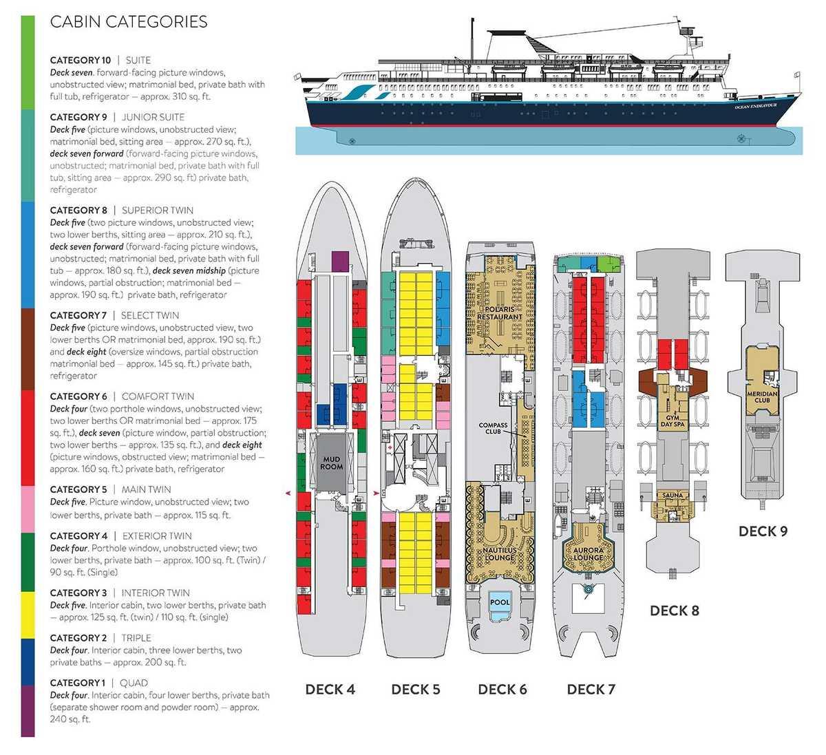 Deckplan-Ocean_Endeavour_Adventure_Canada_New2