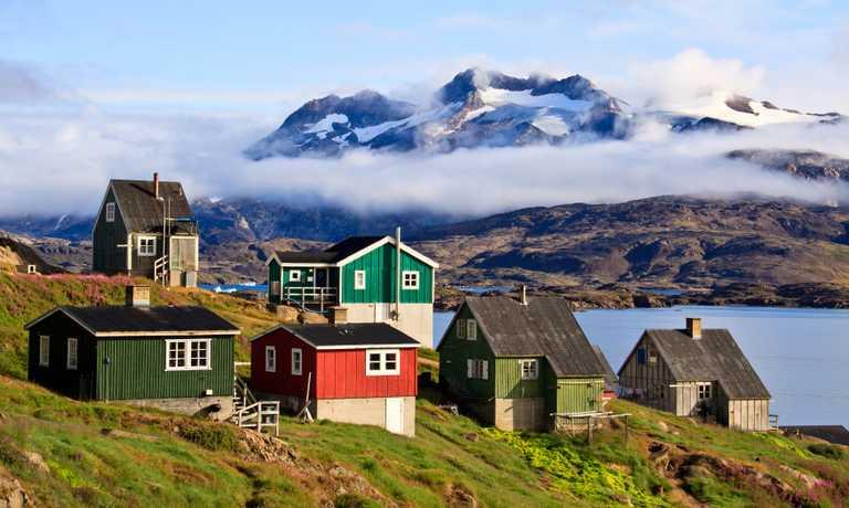 Southern Greenland: Vikings & Big Ice