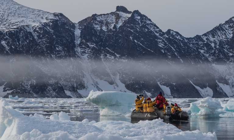 Greenland, Baffin & Northwest Passage In-Depth