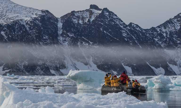 Greenland, Baffin & Northwest Passage In-Depth
