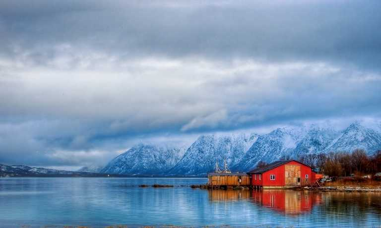 Across the Arctic Circle: Norway to Svalbard
